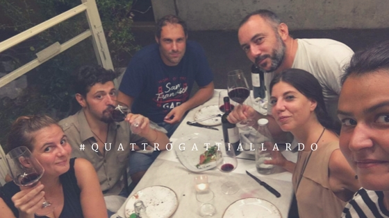 Pinsa e Buoi… con gli amici tuoi
