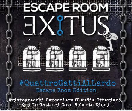 Exitus, Escape Room - Roma Tuscolana