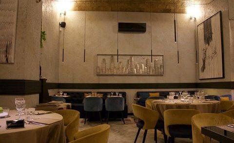 A cena da Clotilde, ristorante 'Ciociaro' nel centro di Roma
