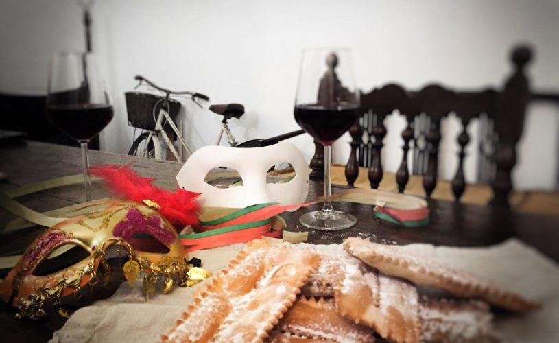 Sfilate e maschere del Carnevale in Sardegna e in Sicilia
