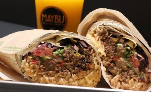 Maybu Roma, Margaritas y Burritos