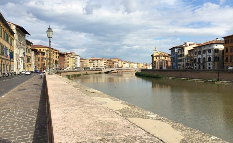 Benvenuti a Pisa: Luminara, Palio San Ranieri e Gioco del Ponte