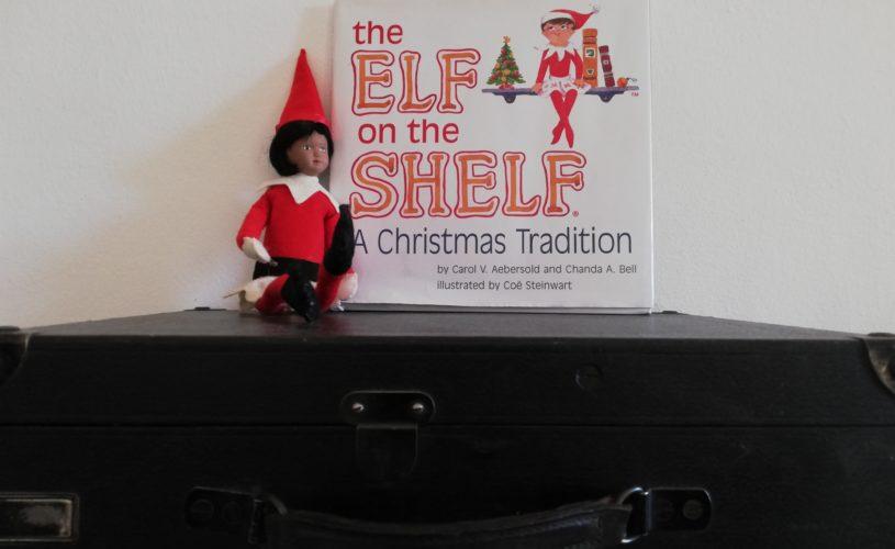 Un Natale con l'elfo sulla mensola