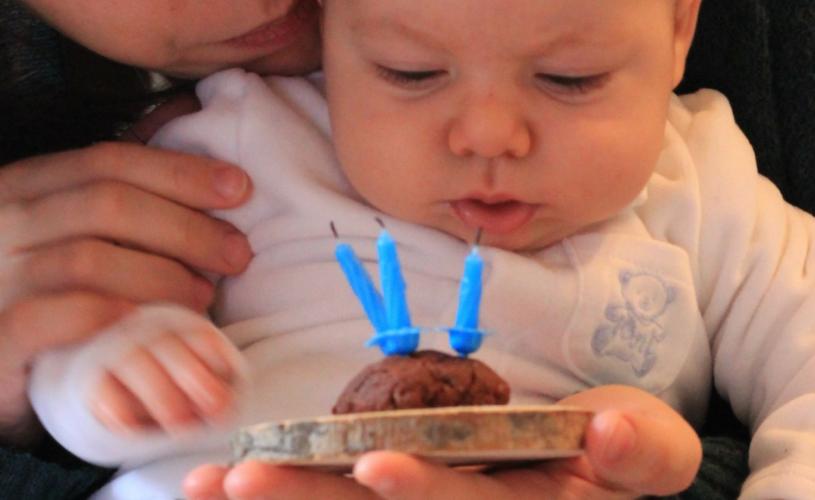 Vita da neonato: come sopravvivere ai primi tre mesi.