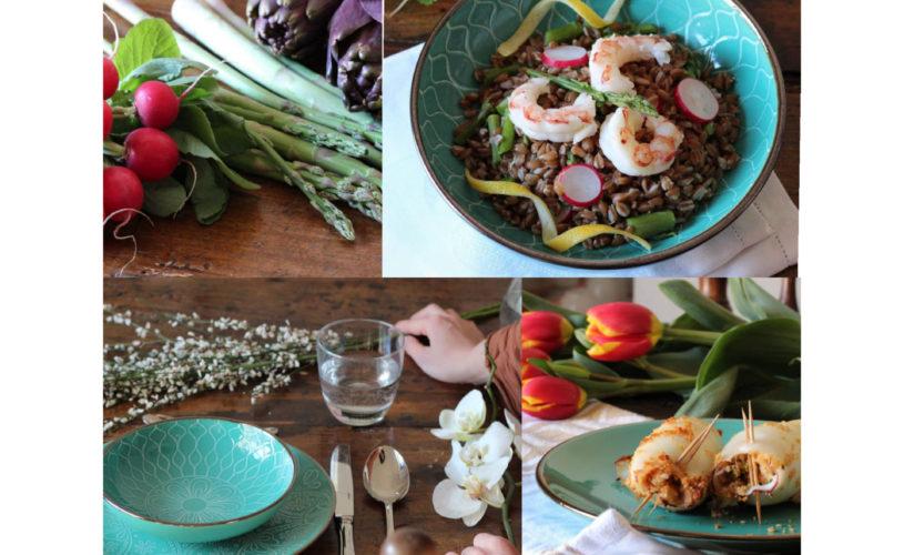 La Tavola delle Meraviglie: primo pranzo di primavera