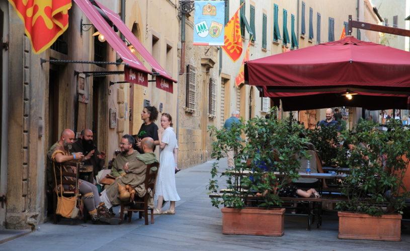 Volterra Medievale AD 1398